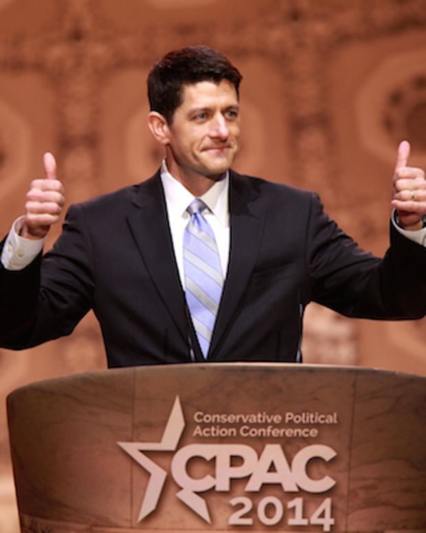 Republican House Speaker Paul Ryan.