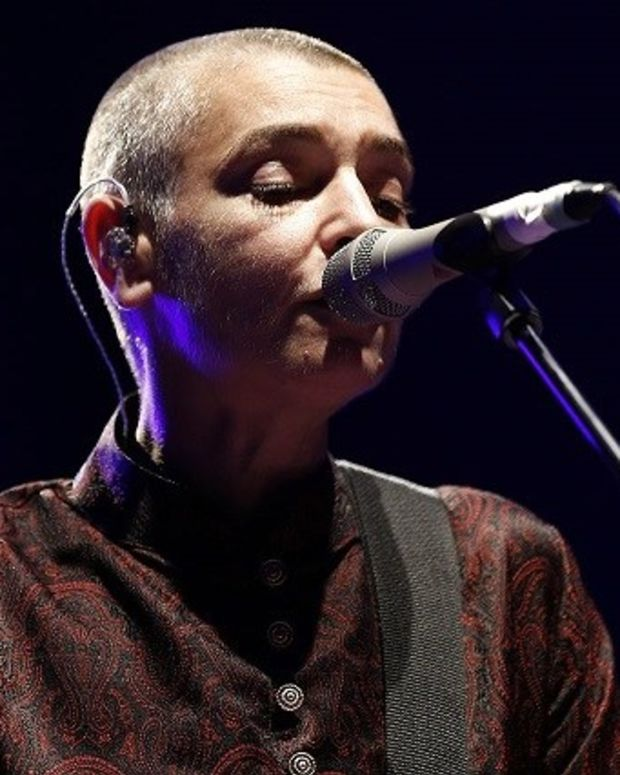 Sinead O'Connor Is Reportedly Missing, Suicidal Promo Image