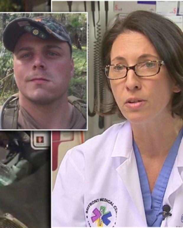 Dr. Amy Koler, Who Saved A Crash Victim Through Amputation