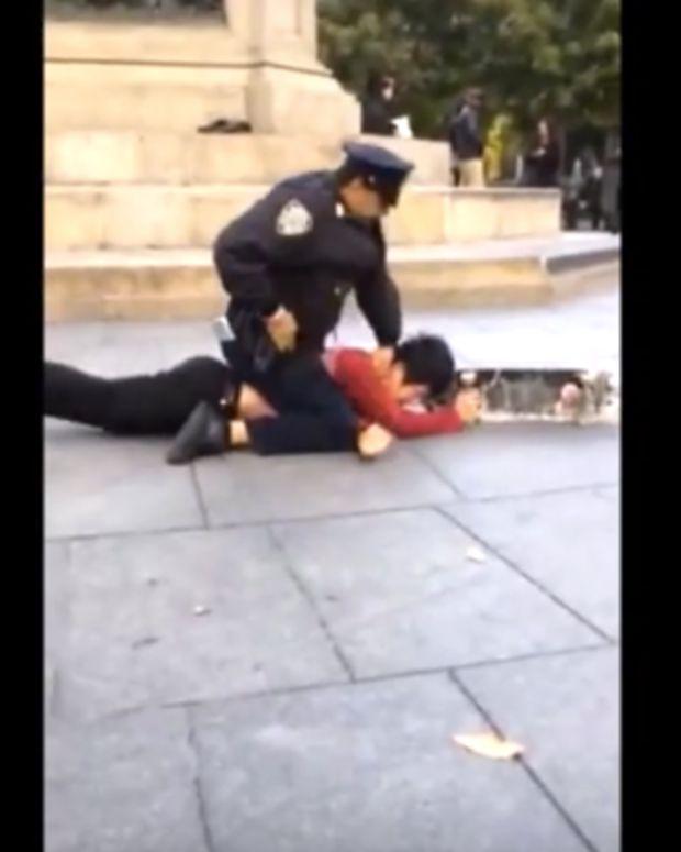 NYPD Yibin Mu