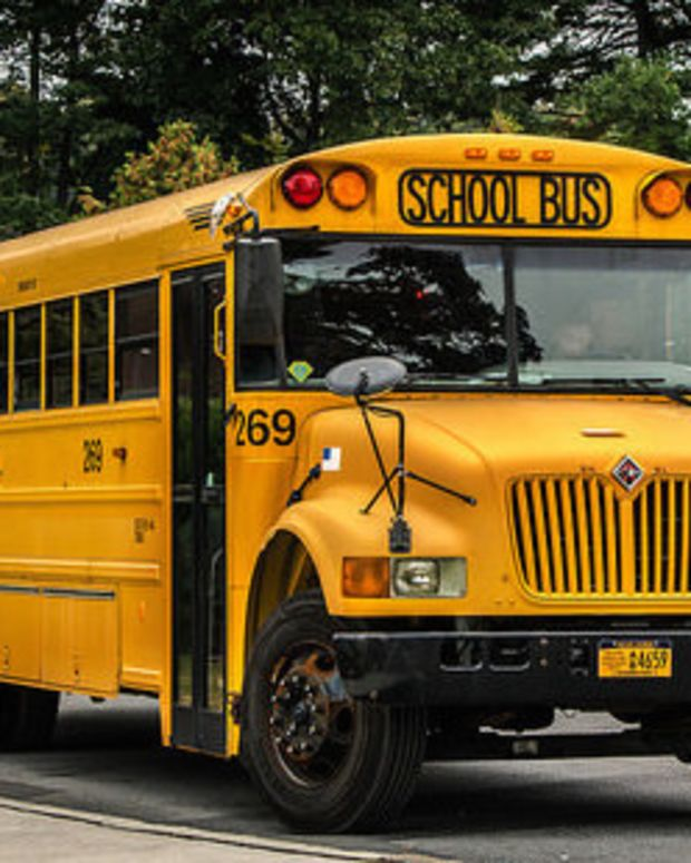 CIA Leaves Explosive Material On School Bus Promo Image