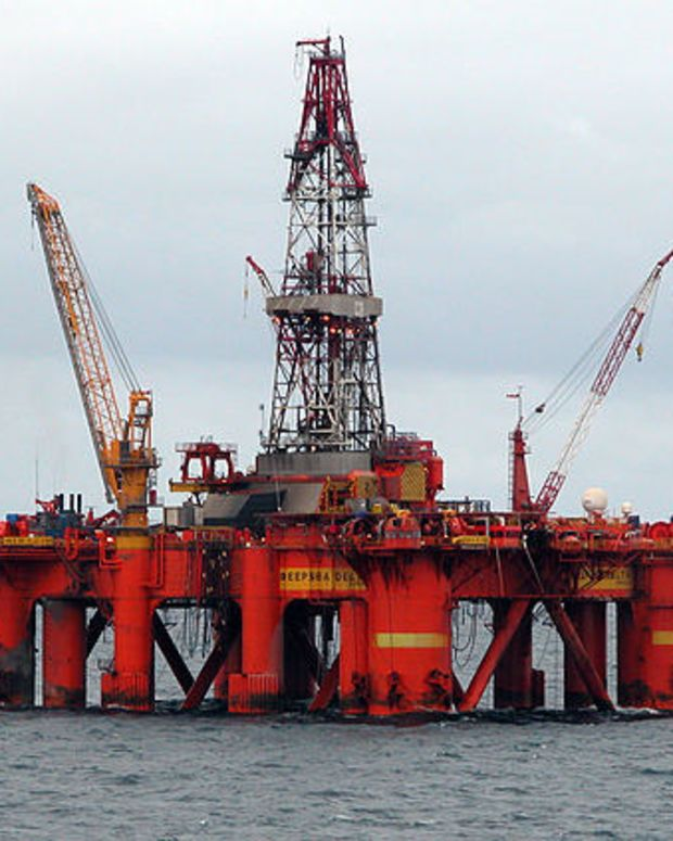 Obama To Ban Oil Drilling In The Atlantic Ocean Promo Image