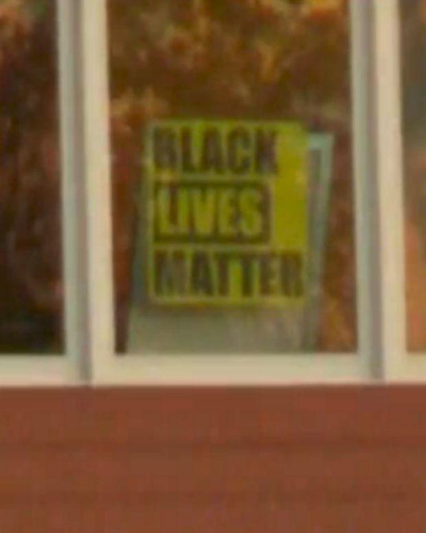 Black Lives Matter Virginia Police
