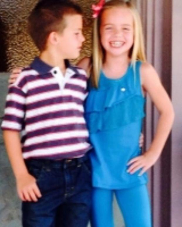 Grant and Ashley Regan Small