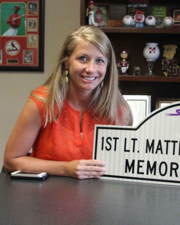 Veterans' Foundation Founder Dies Before Memorial Day Promo Image