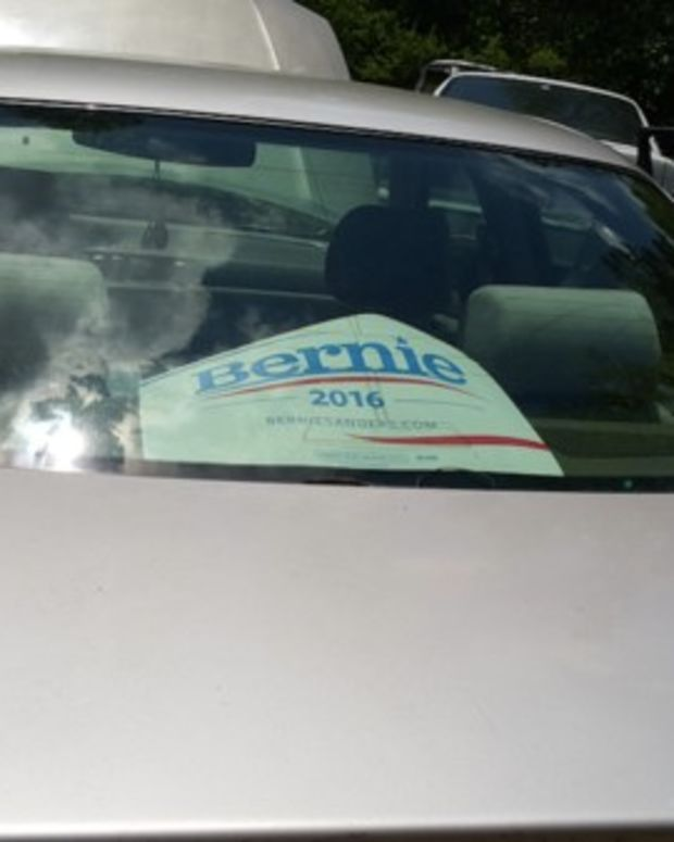 Tow Truck Driver Denies Service To Sanders Supporter Promo Image