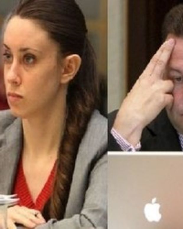 Casey Anthony's Lawyer Gets Some Very Bad News Promo Image