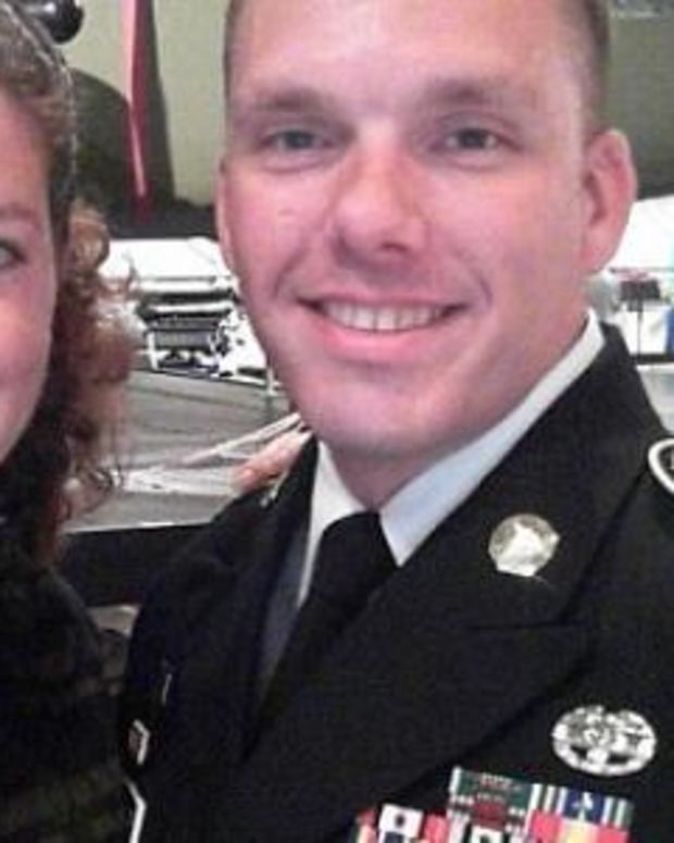 Arrest Made After 'Grisly' Murder Of Army Medic's Wife Promo Image