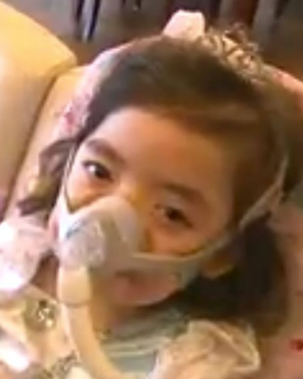 'Heaven Over Hospital' Child Dies At Home (Video) Promo Image