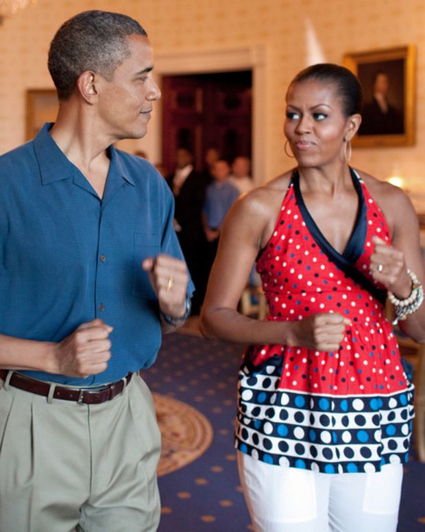Book: Obama Proposed To Another Woman Before Michelle Promo Image