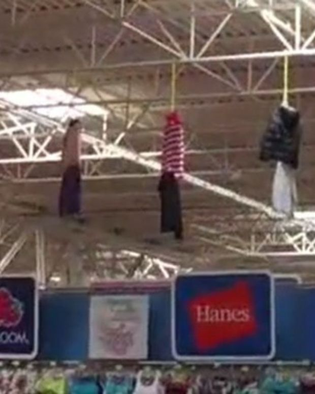 Walmart's Response To People Offended By Display: Get Over It, No Apologies Here (Photo) Promo Image