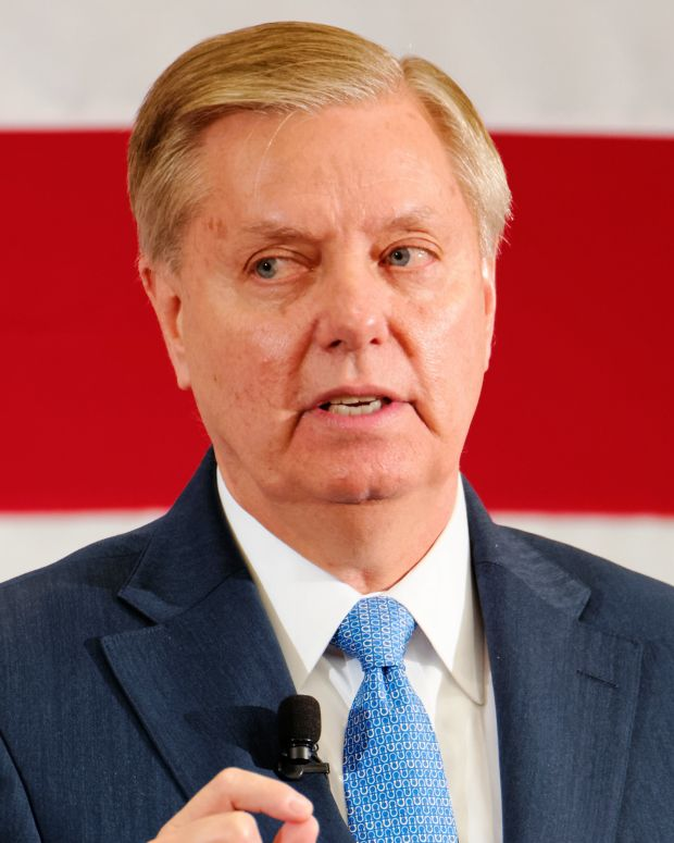 Lindsey Graham To Probe Russia's Role In Electing Trump Promo Image