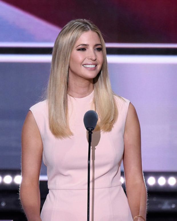 Poll: Young Women Disapprove Of Ivanka Trump Promo Image