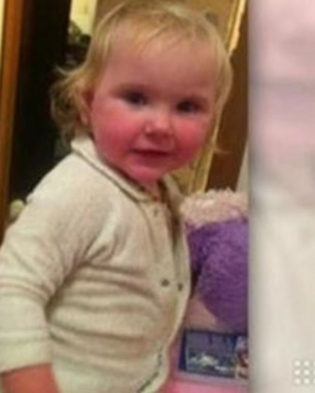Police Searching For Missing 2-Year-Old Make Unexpected Discovery In Ceiling Promo Image