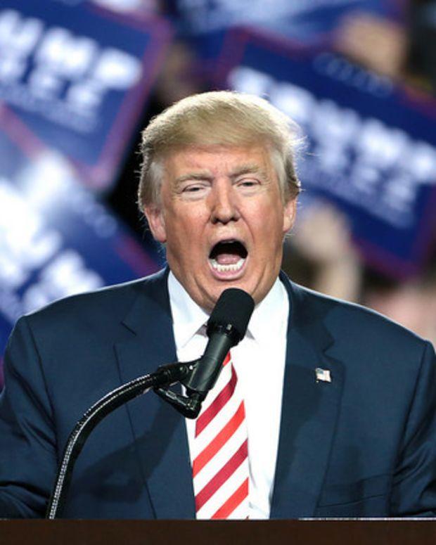 Trump Calls Sexual Assault Allegations 'Outrageous Lies' Promo Image