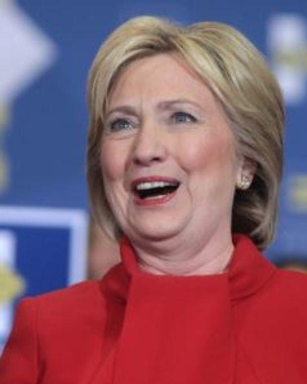 Trump Wants 'Corrupt' Clinton Foundation Closed (Video) Promo Image