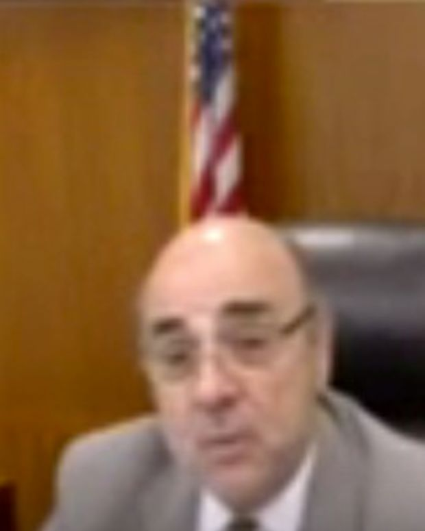 Judge Calls Traffic Tickets And Fines His 'Job Security' (Video) Promo Image