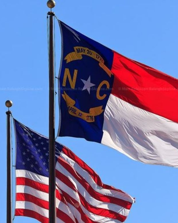 Study: North Carolina No Longer A Democracy Promo Image