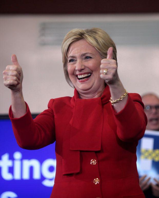 Hillary Clinton Benghazi Lawsuit Dismissed Promo Image