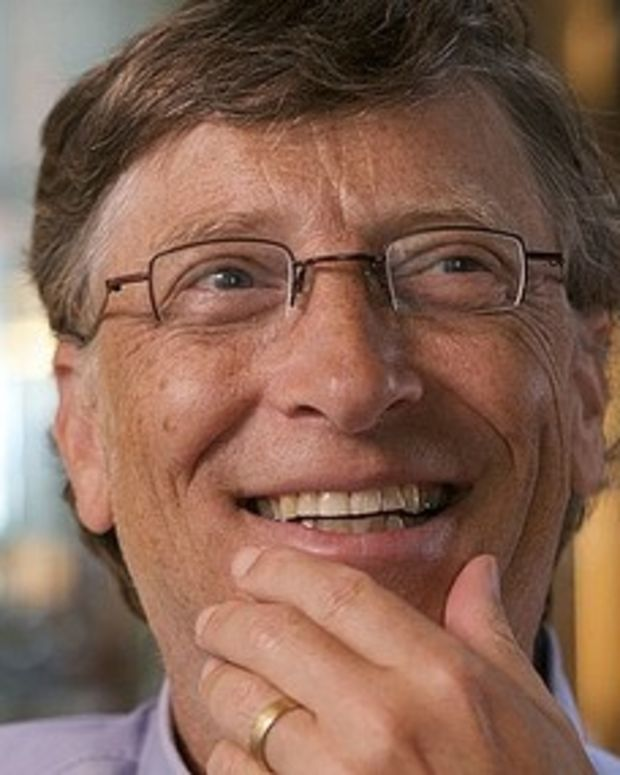 Bill Gates: Trump Can Lead By Innovation Promo Image