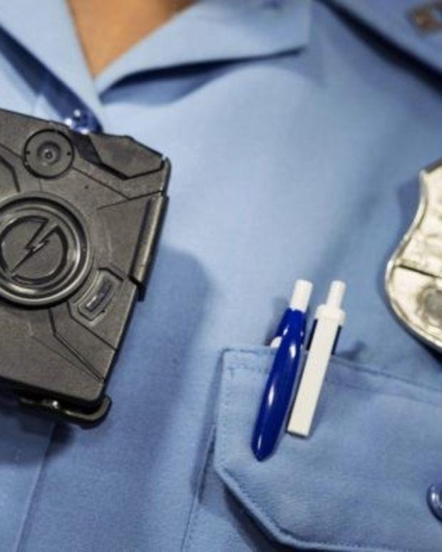 Oakland Police Delete 25 Percent Of Body-Cam Archives  Promo Image