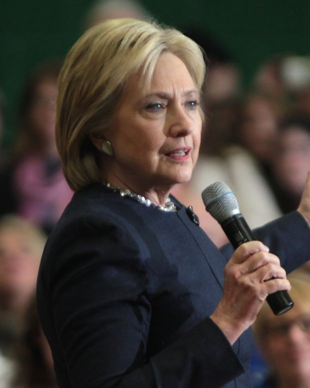 Hillary Clinton Makes First Appearance Since Conceding Promo Image