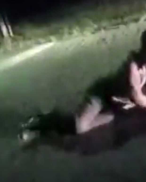 Oklahoma Cop Shoots, Kills Unarmed Man (Video) Promo Image