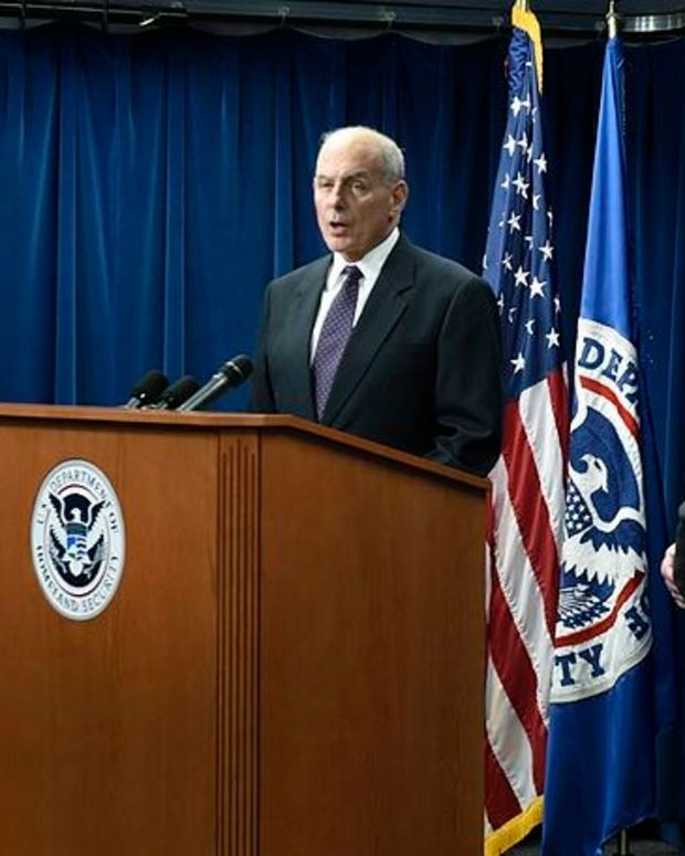 DHS To Detain And Prosecute More Immigrants Promo Image