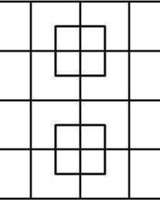 Can You Guess How Many Squares There Are? Promo Image