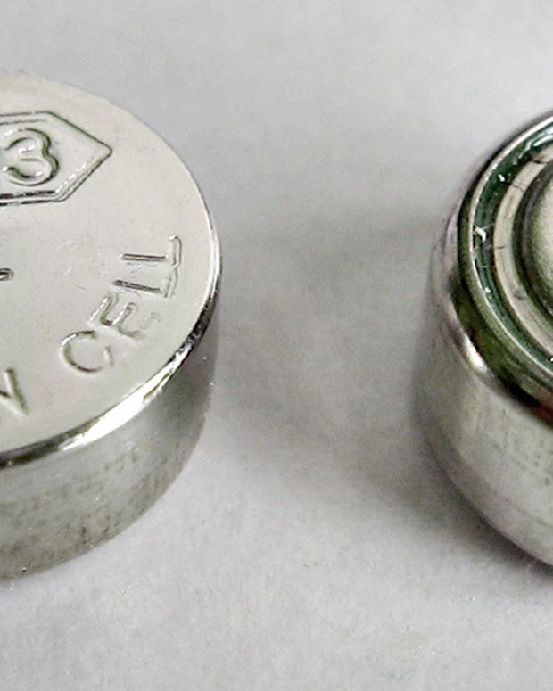 Toddler Dies After Swallowing Button Battery (Photos) Promo Image
