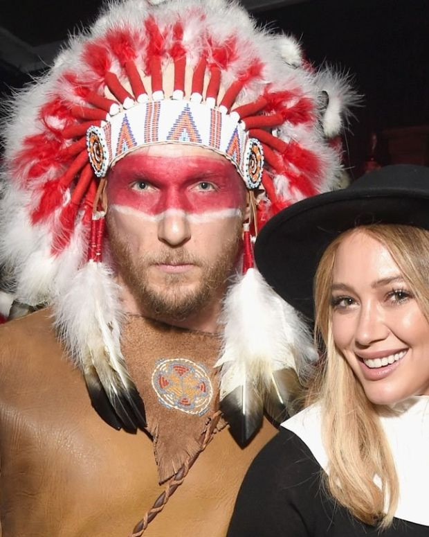 Hilary Duff's Halloween Costume Sparks Controversy (Photos) Promo Image