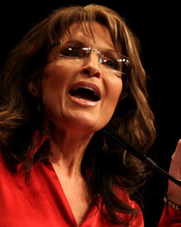 Trump Reportedly Considering Palin For VA Secretary Promo Image