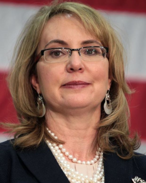 Giffords To GOP: No Excuse Not To Face Constituents (Video) Promo Image