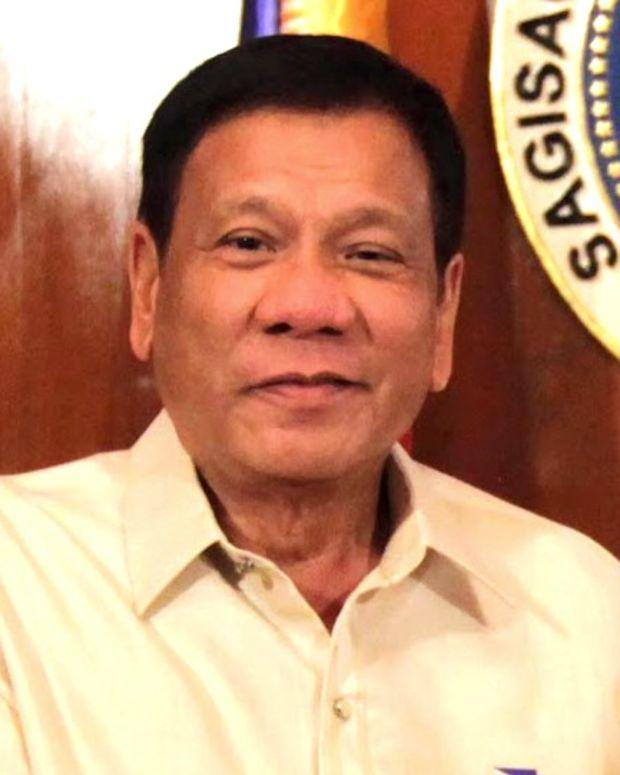 Philippines President Tells People To Kill Drug Addicts Promo Image