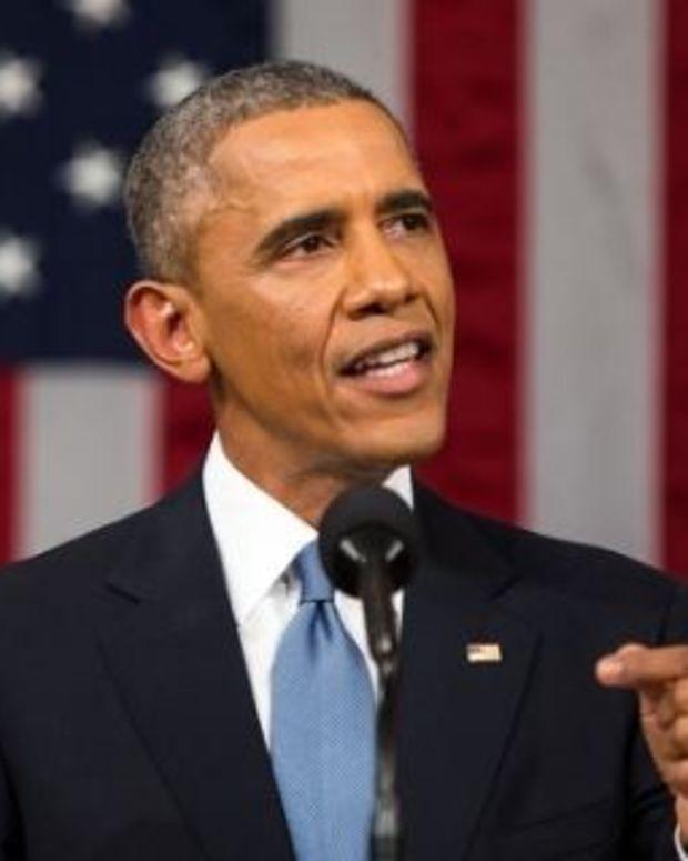 Obama: 'I Was Surprised' By Washington Partisanship Promo Image