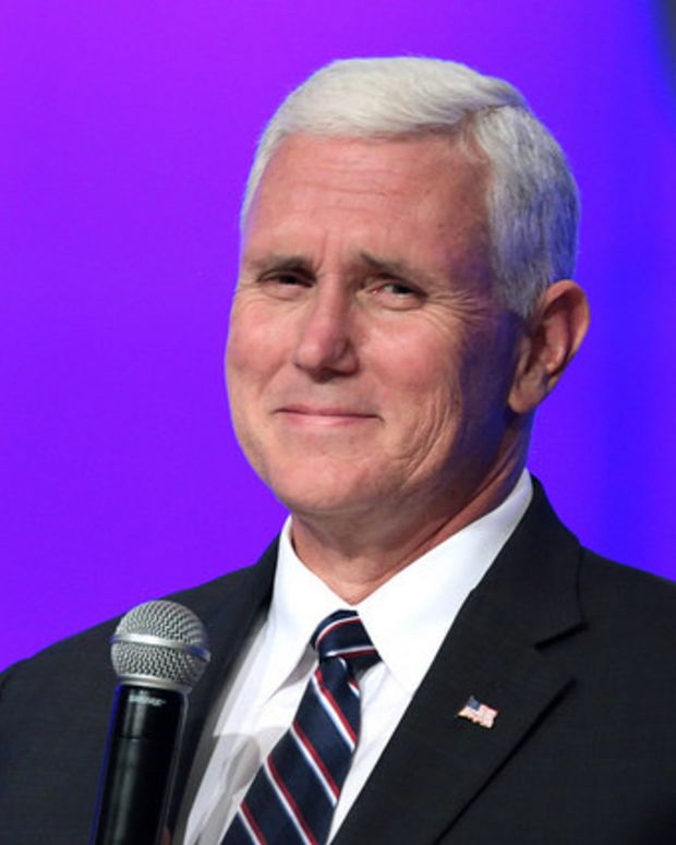 Pence: Obamacare Repeal Is Top Priority Promo Image