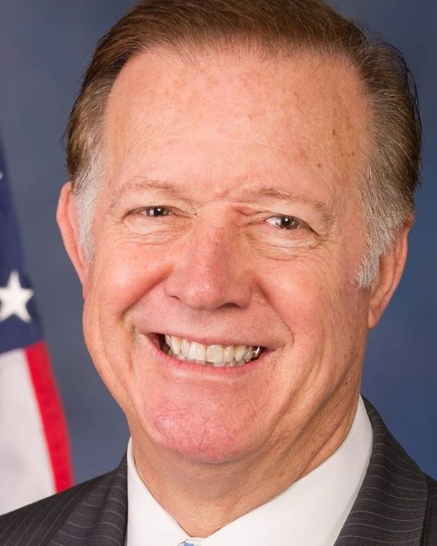 Rep. Randy Weber Tearfully Asks God To Forgive The US (Video) Promo Image