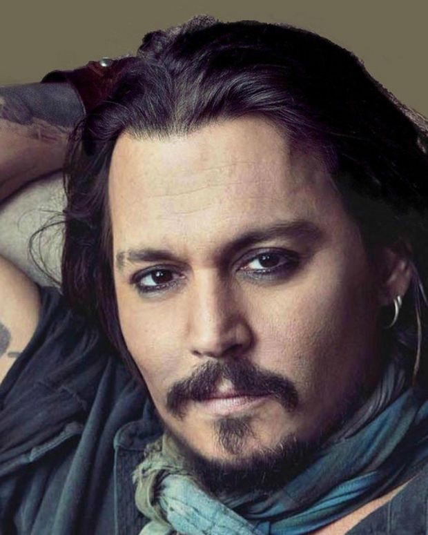 Johnny Depp Under Fire For Joke About Trump (Video) Promo Image