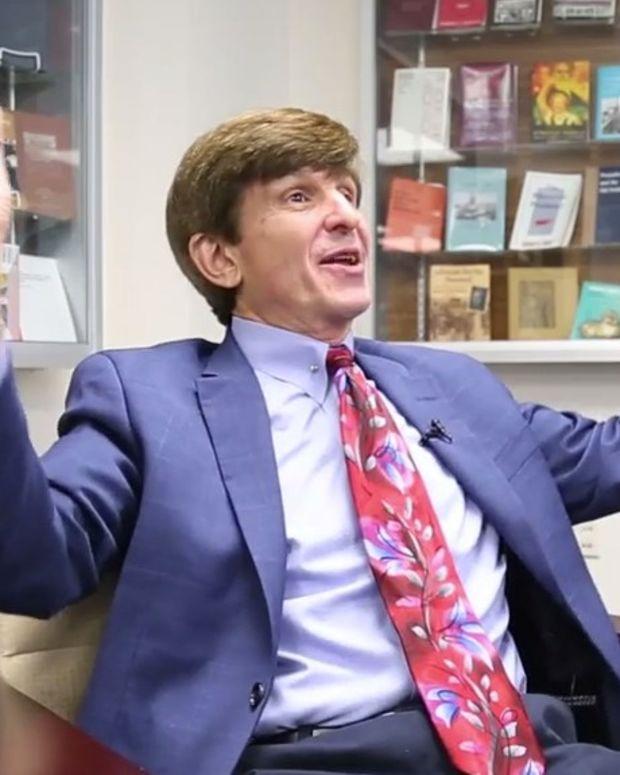 Professor Predicted Trump's Win, Predicts Impeachment (Video) Promo Image