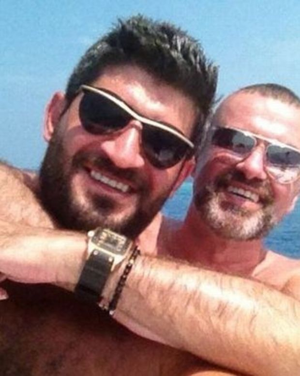 George Michael's Boyfriend Questioned By Police Promo Image