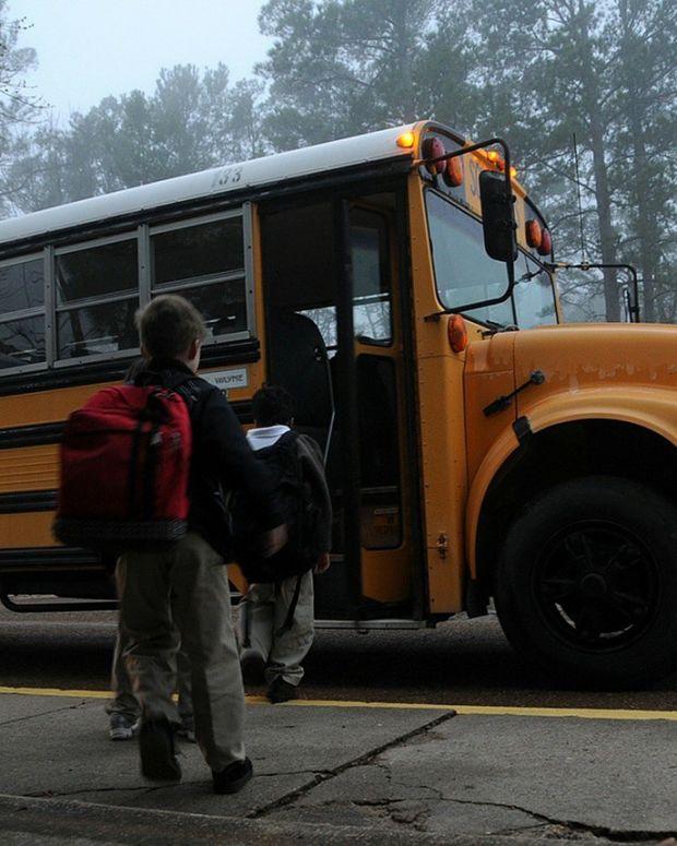 Principal Accused Of Beating Up Disruptive 7-Year-Old (Photos) Promo Image