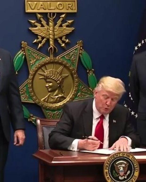 Majority Wants Probe Of Trump's Alleged Russian Ties Promo Image