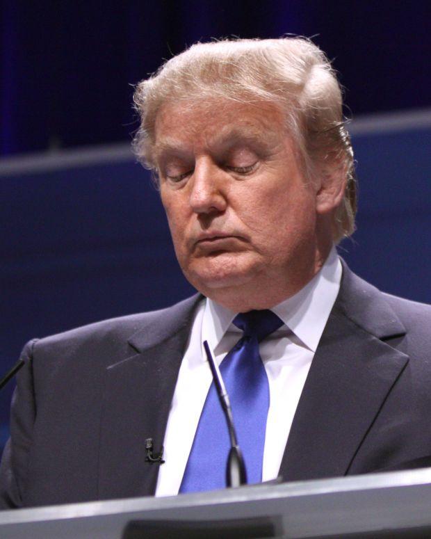 Trump Hires Prive Attorney For Russia Investigation Promo Image