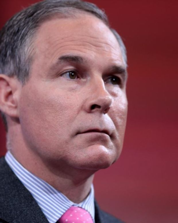 EPA Won't Require Methane Data From Oil, Gas Companies Promo Image