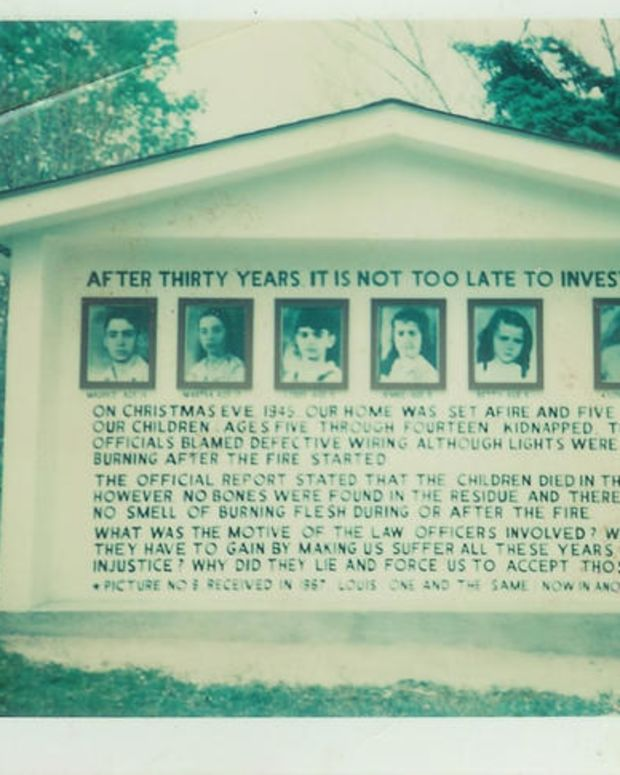Mystery Of Children Missing Since 1945 Remains Unsolved Promo Image