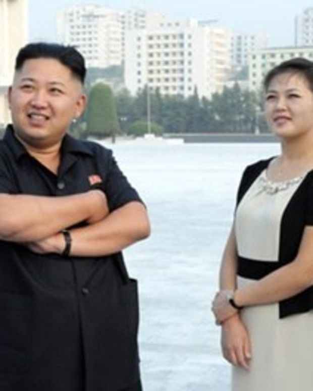 Kim Jong Un's Wife Not Seen In Months, Rumored Pregnant Promo Image