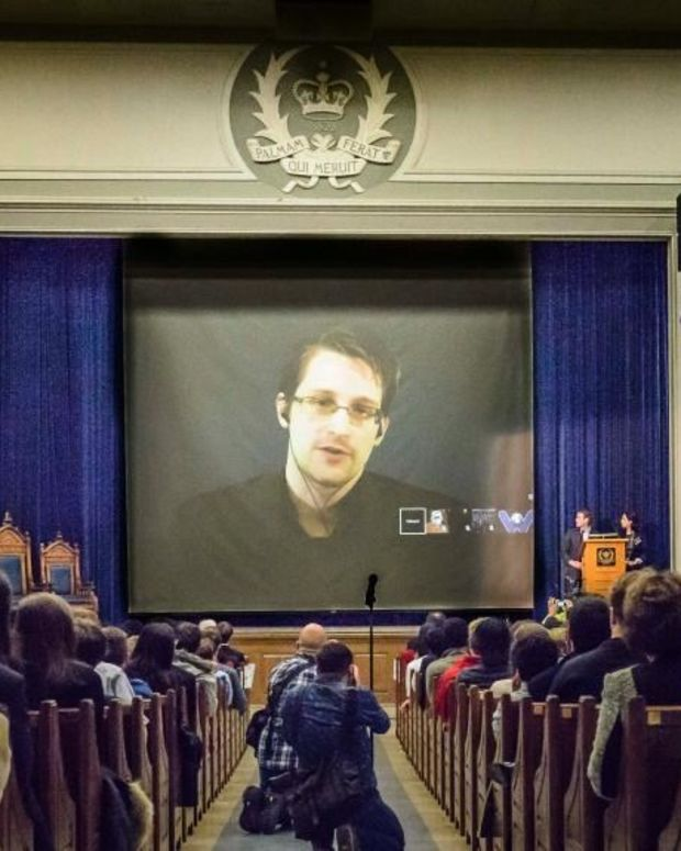 Obama: No Pardon For Edward Snowden Promo Image