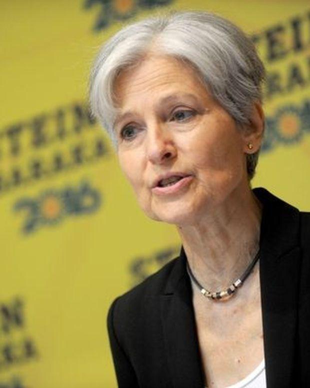 Jill Stein Wins Recount Bid In Michigan Promo Image