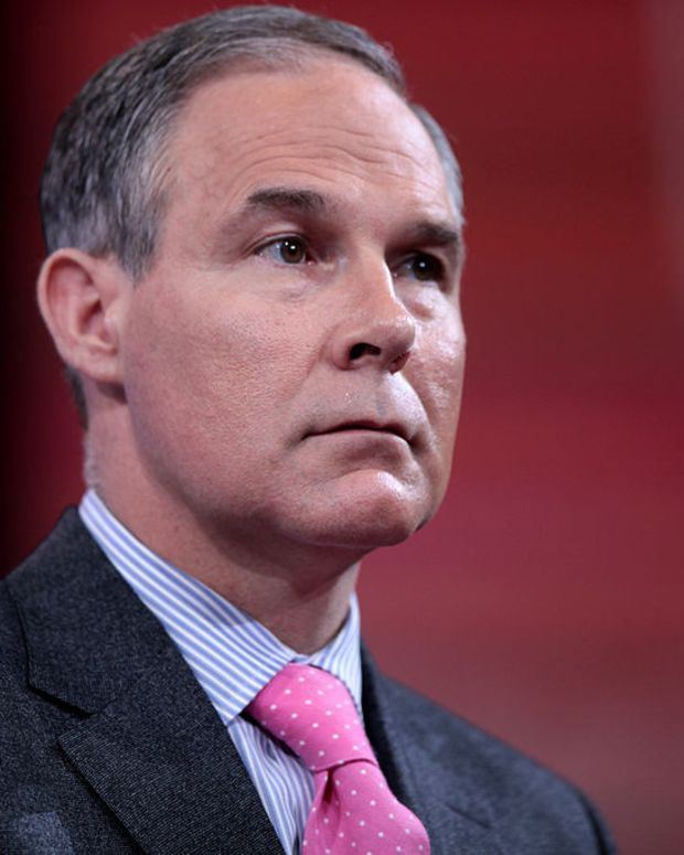 EPA Chief Meets With Chemical CEO, Approves Pesticide Promo Image