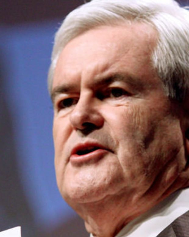 Gingrich: Test People With 'Muslim Background' (Video) Promo Image